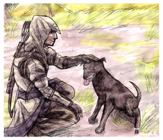 Connor, The Hound Lover by AnimeFan2006