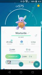 Shiny Wartortle! by Sephy90