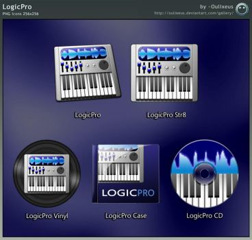LogicPro by Oulixeus
