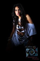 Indianer Girl by SF-Photos-Hieronymus