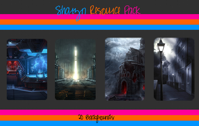 Background pack by Sharzn
