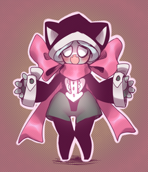 Meowser (Undertale OC) by thegreatrouge