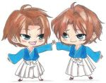 Com  Twins By Nora San180 by Hikari-Rose-Moon