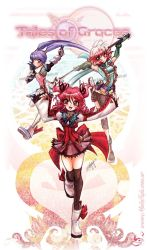 .: Tales of Graces :. +video by Mako-Fufu