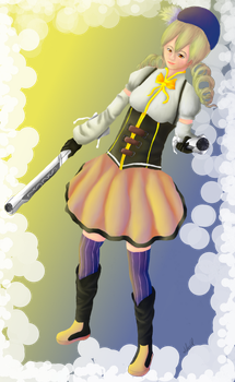 Tomoe Mami for Stephi by 331060