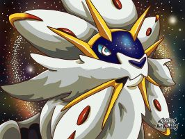 Solgaleo by 29steph5