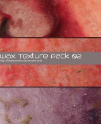 Wax texture pack 02 by kittytextures