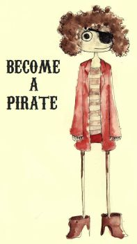 Become a pirate! by Epi-chan