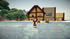 Minecraft me by conner2802
