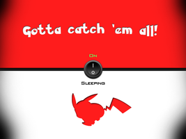 Catch 'em all mode- Activate by DragneelGfx
