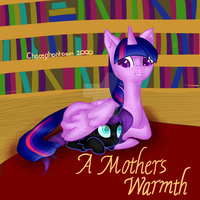 A Mothers Warmth [Request] by TealessTea