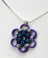 Japanese 12-in-2 pendant by PurpletigerCreations