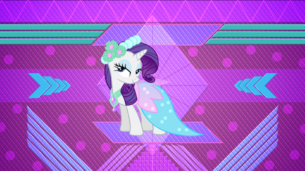 Rarity Charmed by Laszl