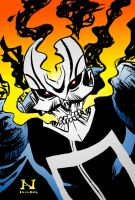 Ghost Rider by IanJMiller