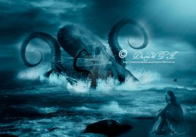 Octopus by esnaide