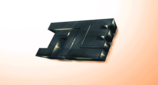 Size Logo - 3D by AmitFREAKDesign