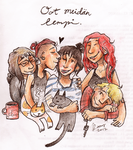 Family by Choice by Roihe