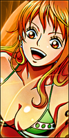 Nami Avatar by TheWeekend