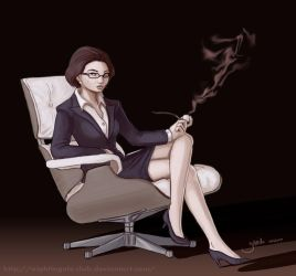 Step Into My Office by Yamino