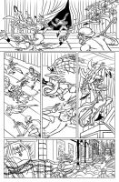 Death Valet chapter 1 Page 1 by IADM