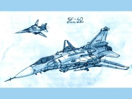 SF-40 by TheXHS
