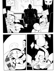 Csirac: Issue #1 - Page 10 by NinjaDP