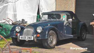 2000 Morgan 4/4 by The-Transport-Guild