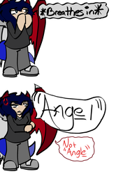 Angel, not angle by CobaltScorpio
