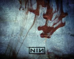 Nine Inch Nails Wallpaper 01 by lomax-fx