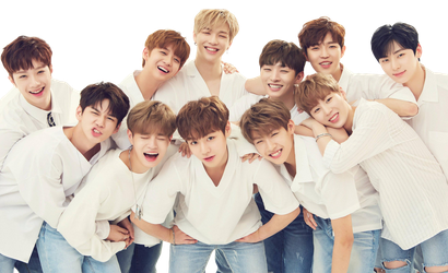 [PNG/RENDER] WANNA ONE PNG by meirintee