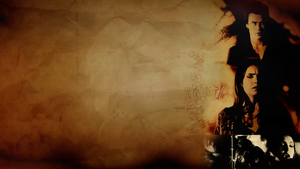 Delena Wallpaper by unknowndesires-sonia