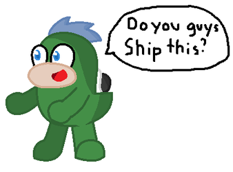 Fishy Boopkins The Spike by jigglycutie