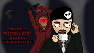 Deadly Premonition by AnneSQF