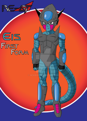 King Eis First Form by newbuu
