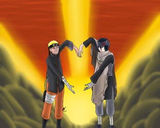 Naruto The Last Love by aLittleGlowstick
