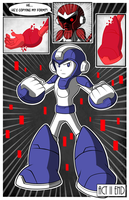Mega Man Redux Issue 02 Page 10 by JusteDesserts