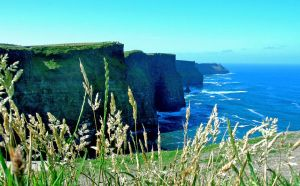 Ireland - Cliffs of Moher by AgiVega