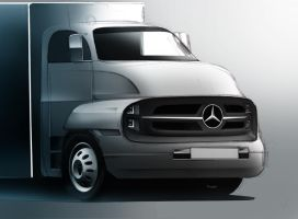 Mercedes Benz Truck0 by FCD94