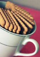 Biscuits Cup by koshadesing