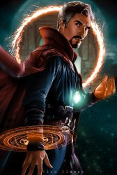 Sorcerer Supreme by Ricollections22