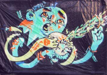 Festival work 2 by ample