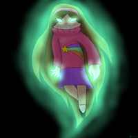 Mable Pines by InvaderMouse