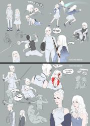 Schnee sketches by plastic-pipes