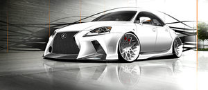 Lexus Contest Late Entry. by RuncimanConcepts