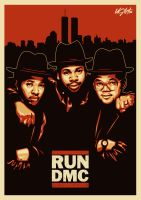 RUN DMC by UCArts