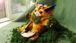 Gnar, League of Legends(IN STOCK) by MelvonAndReine