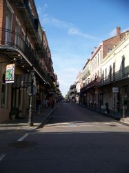 New Orleans City Street by Mourge-stawk