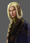 Commission : Annatar by ForeverMedhok