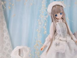 Dollfie - Ice Castle by Xeno-Photography
