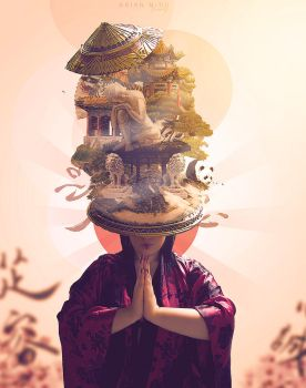 Asian Mind by ObscuriaStudio